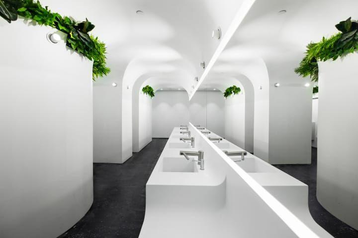 TaiKoo Hui Sustainable Design Washroom