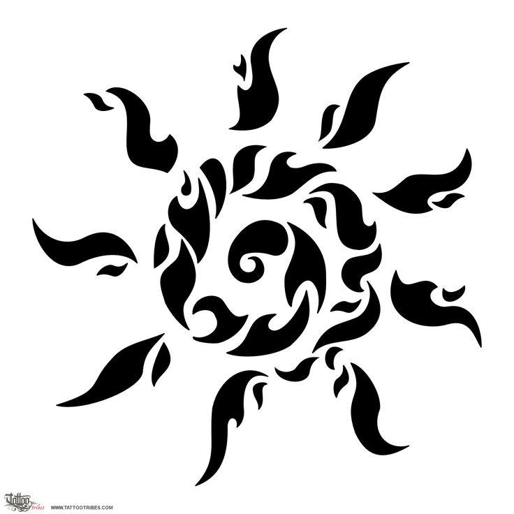 Tatuaggio di Sole di fuoco, Passione