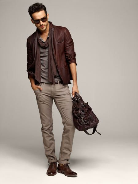 Good color scheme. men fashion great outfit! Classy and Casual
