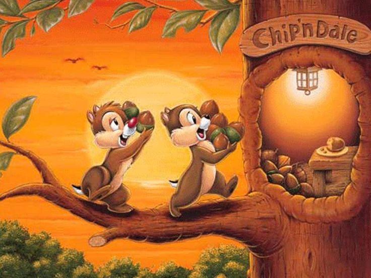 ♥ Chip & Chap ♥