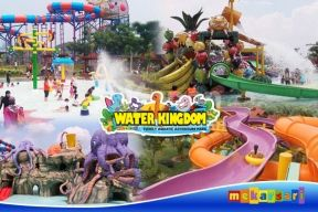 [42% Off] Have a Great Holiday Experience at Water Kingdom! Get Entrance Ticket only Rp 55.000,-Nett