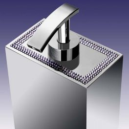 What a great way to start your day... Have this elegant and luxurious soap dispenser in your bathroom and you´ll feel spoiled every morning. Get it at http://karrat.co.uk/en/home/201-classy-soap-dispenser.html