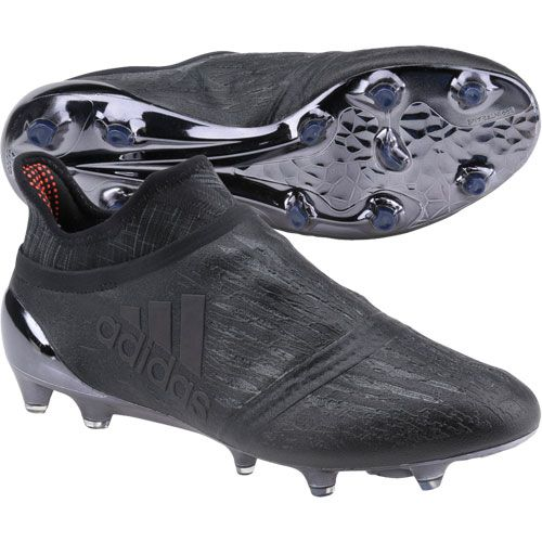 adidas Mens X 16+ Purechaos FG Firm Ground Soccer Cleats
