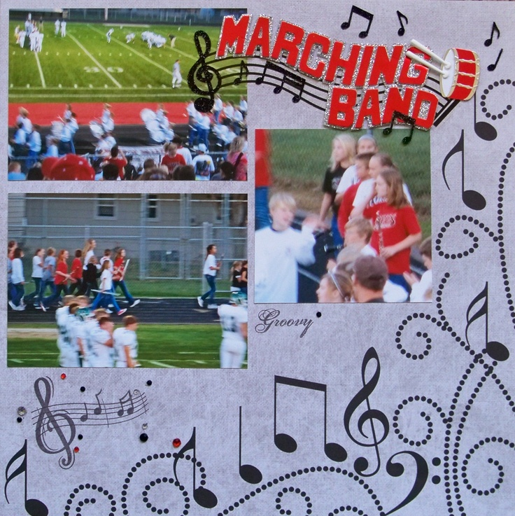 Marching band lo by wendy kessler