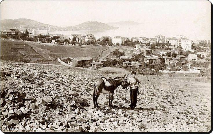 Büyükada -1880'ler.fotoğrafı çeken Abdullah biraderler Viçen Abdullah 1902'de, Kevork Abdullah 1918'de ölmüş. Embedded image permalink