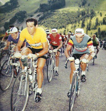 1960 > Gastone Nencini en jaune