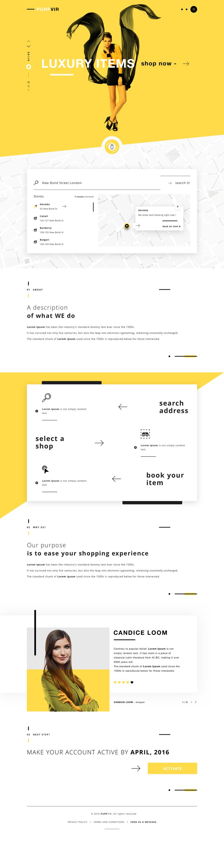 Dribbble - purpvir-landing-page-shopping-fashion-design-dribbble-full.png by Robert Berki