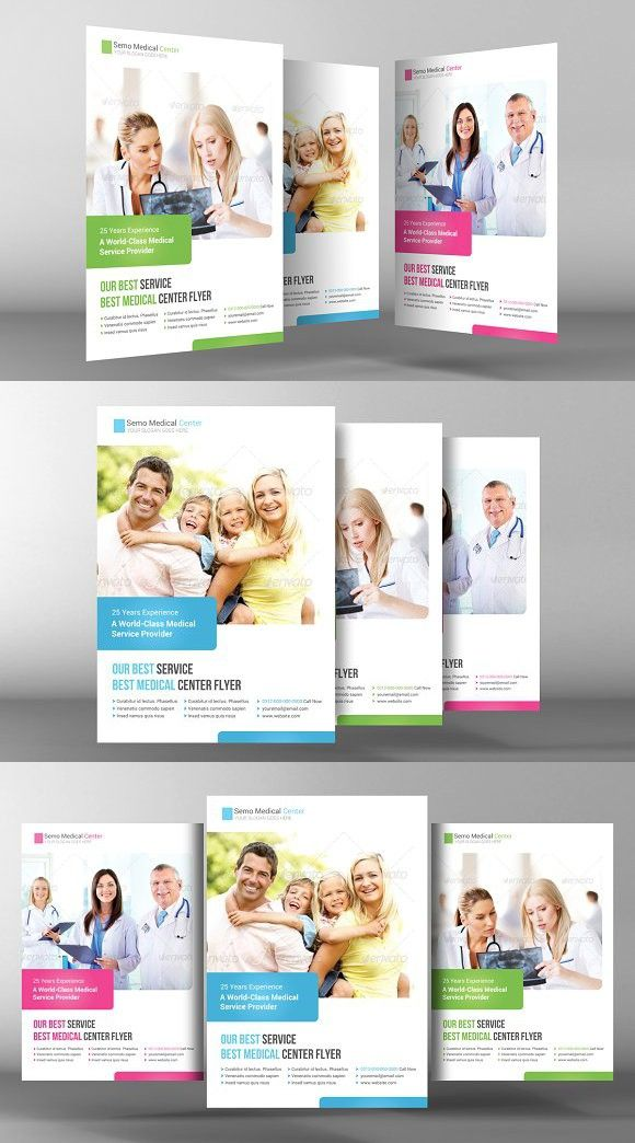 Medical Health Care Flyer Template Medical Health Care Health Care Medical