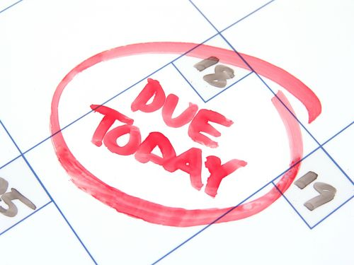 calculate due date Every single way to estimate your due date when is my due date you can calculate your own due date or wait for your first appointment with your doctor or.
