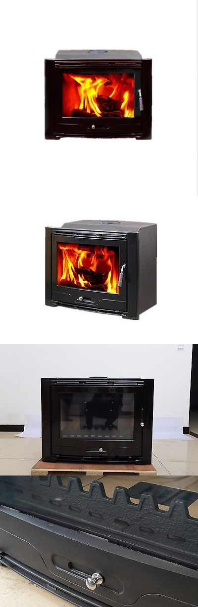 Heating Stoves 84184: Hiflame Factory Direct Sale Extra Large Cast Iron Wood Insert Hf577iu7 Ebr -> BUY IT NOW ONLY: $778.05 on eBay!