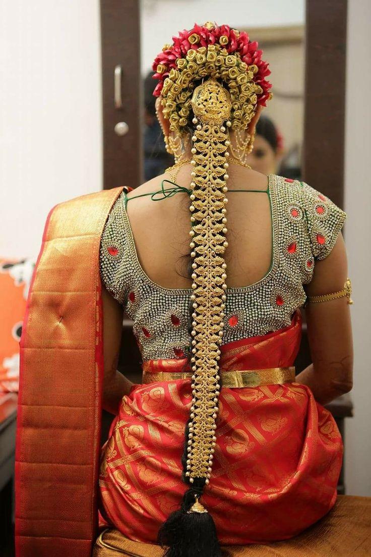 Poola Jada Priya Bridal Hair Bridal Hair Accessories