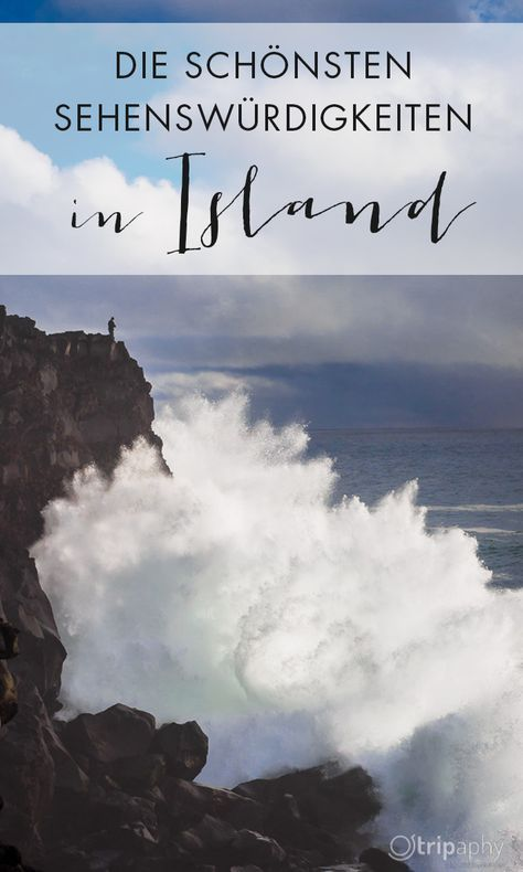 Hier findest du tolle Geheimtipps für deine Reise nach Island. Fotos und Infos zu bekannten und unbekannten Sehenswürdigkeiten Islands.