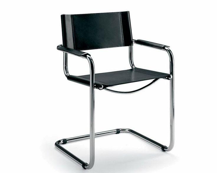 las 22 mejores sillas cl sicas del dise o industrial industrial and mart stam. Black Bedroom Furniture Sets. Home Design Ideas
