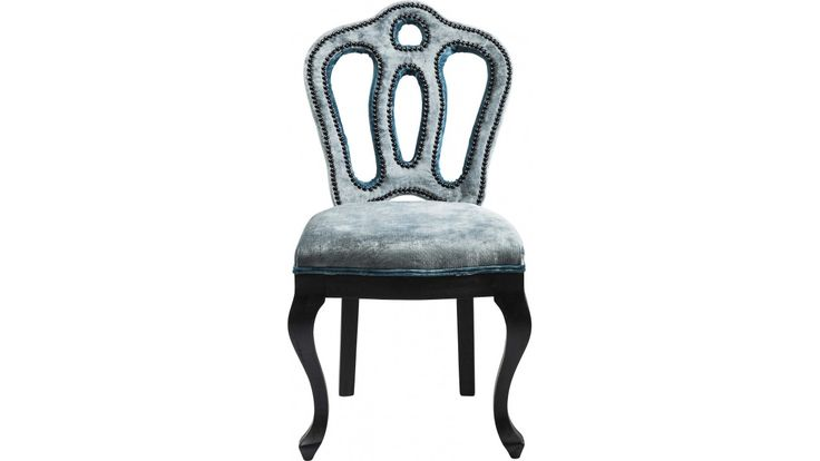 #Chaise Royal grise Kare Design - KARE CLICK #déco #karefrance