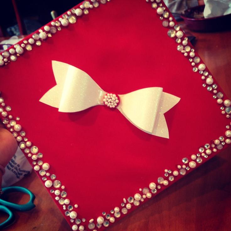 My grad cap!