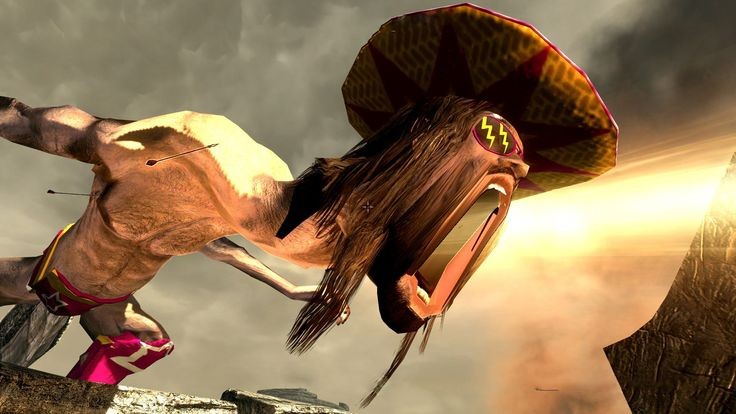 "Skyrim - ""Macho Man"" Randy Savage - Dragon Mod"