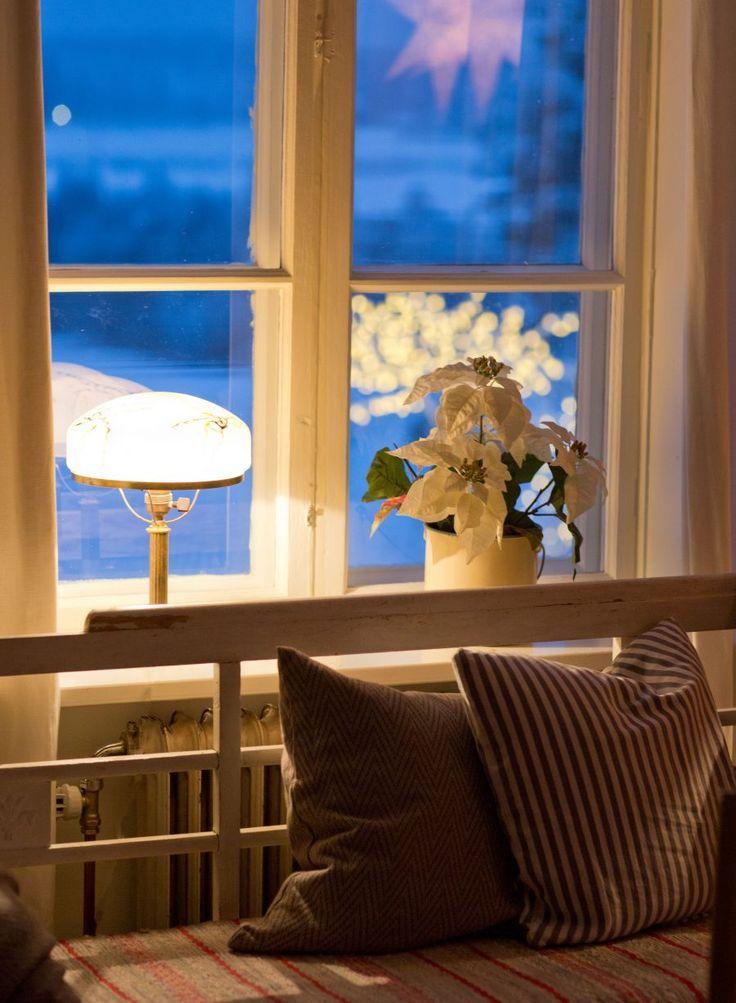 Swedish home christmas decorations