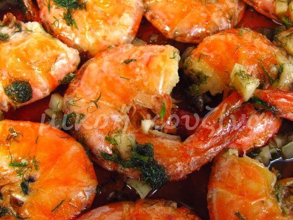 μικρή κουζίνα: Γαρίδες γλυκόξινες με μάραθο και σκόρδο