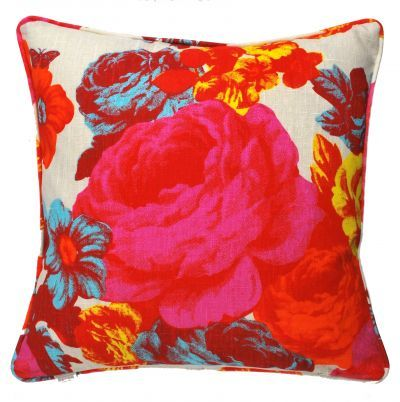 Mairo Baronessa cushion cover. Designed by Lisa Bengtsson.