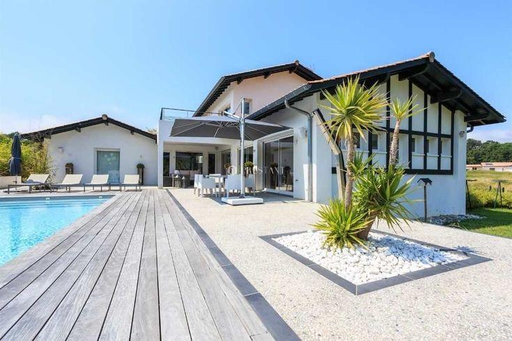 vente maison contemporaine ahetze 64210 - Maison Moderne Biarritz