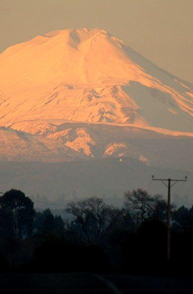 Volcán Llaima  -  Temuco