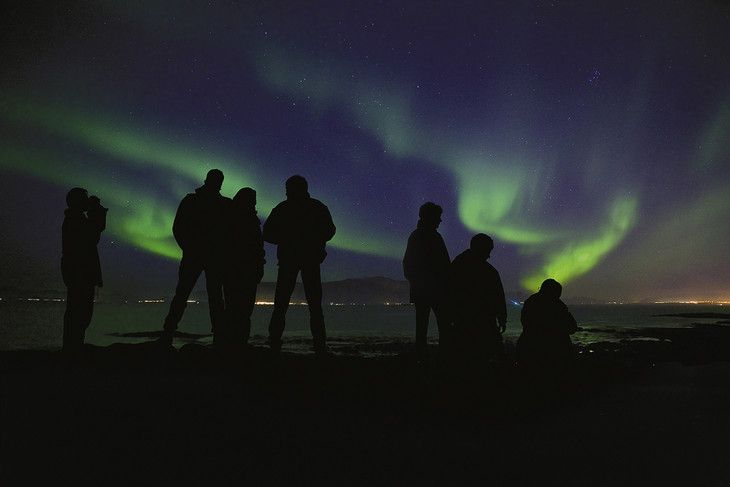 Iceland holiday package: Golden Circle & Iceland northern lights tour - Icelandair