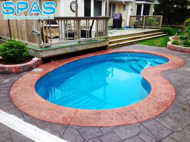 Best 25 Small yard pools ideas only on Pinterest Small pools