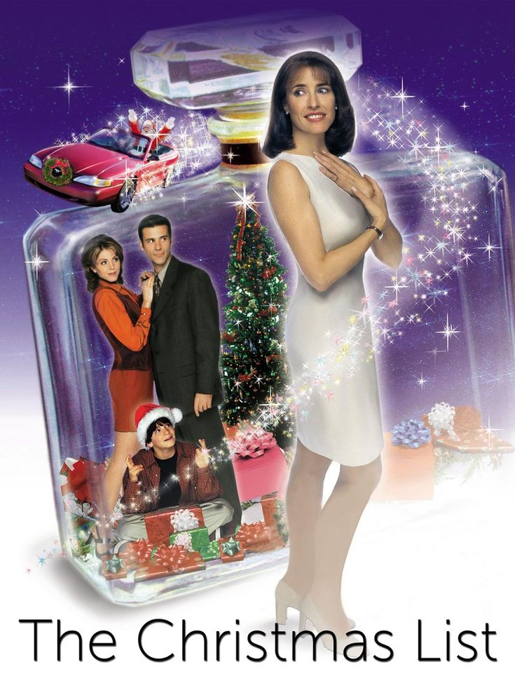 This holiday-themed made-for-TV drama stars Mimi Rogers as Melody, a counter clerk at a large department store who learns an unusual lesson about the real meaning of Christmas. Melody drops a list of the things she'd really like for Christmas in
