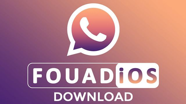 Fouad Ios Whatsapp Apk 8 52 Download Latest Version In 2020 App Background Data Backup Instant Messenger