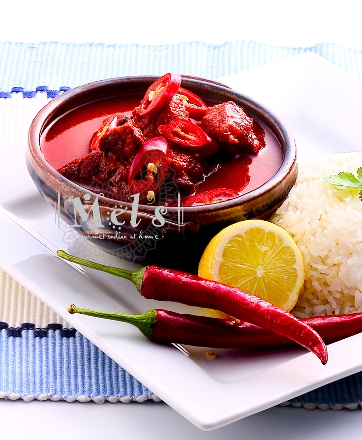 Spice up your Life with Mels Hot Vindaloo Masala...a Goan specialty made with chillies & spices ground in vinegar...  www.mels.co.nz