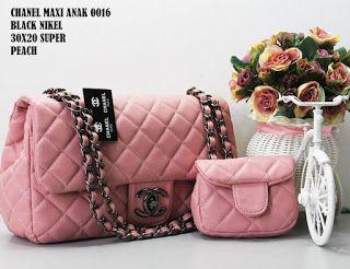Tas Wanita Chanel Maxi 0016 Super