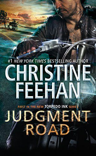 4.5 stars MC club, fake identity, child abuse survivors Judgement Road by Christine Feehan https://thebookdisciple.com/judgement-road-christine-feehan/