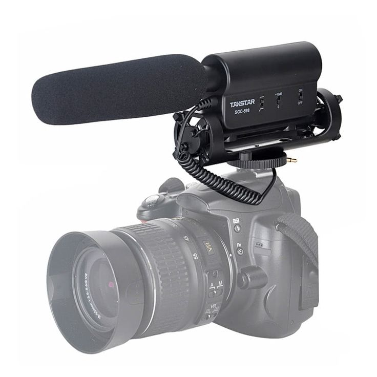 Condenser Photography Interview Recording Microphone for Canon Sales Online - Tomtop.com  #camera #photography
