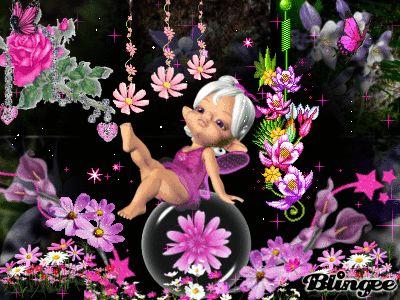 Fucsia Fairy