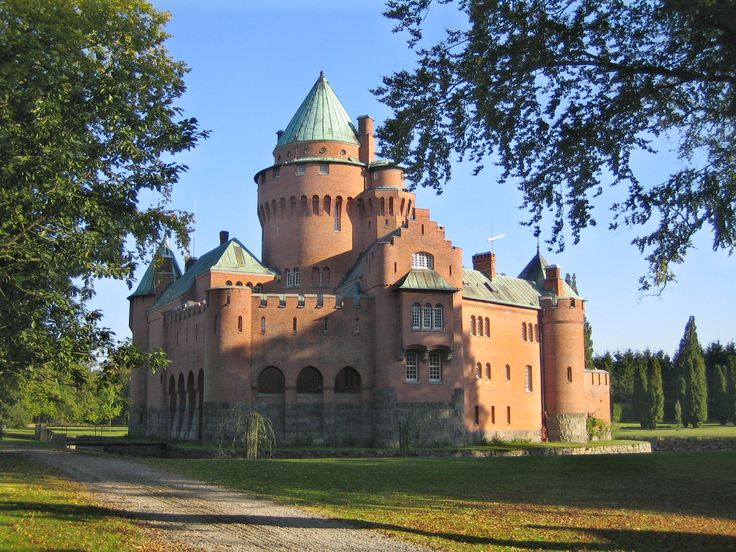 svenska slott