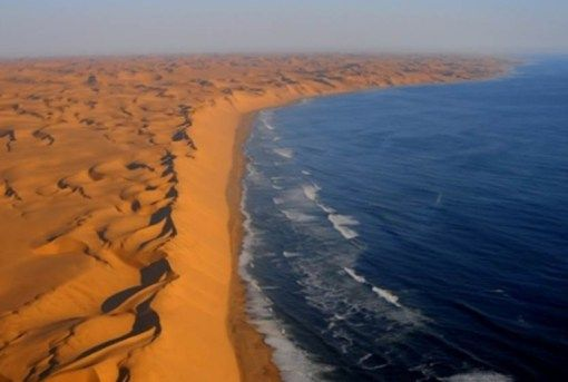 Namib Desert, South West Africa
