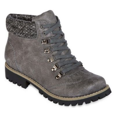 FREE SHIPPING AVAILABLE! Buy St. John's Bay Pickens Womens Combat Boots at JCPenney.com today and enjoy great savings.