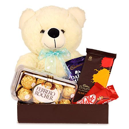 Birthday gifts should be very special and exclusive and to fulfill the need. Ferns N Petals provide the online service to buy birthday gifts that express your thought to someone.