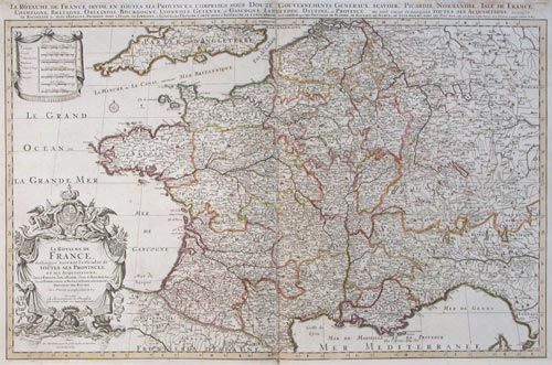 This day in 1685 - King Louis XIV of France revoked the Edict of Nantes, which had established the legal toleration of the Protestant population.