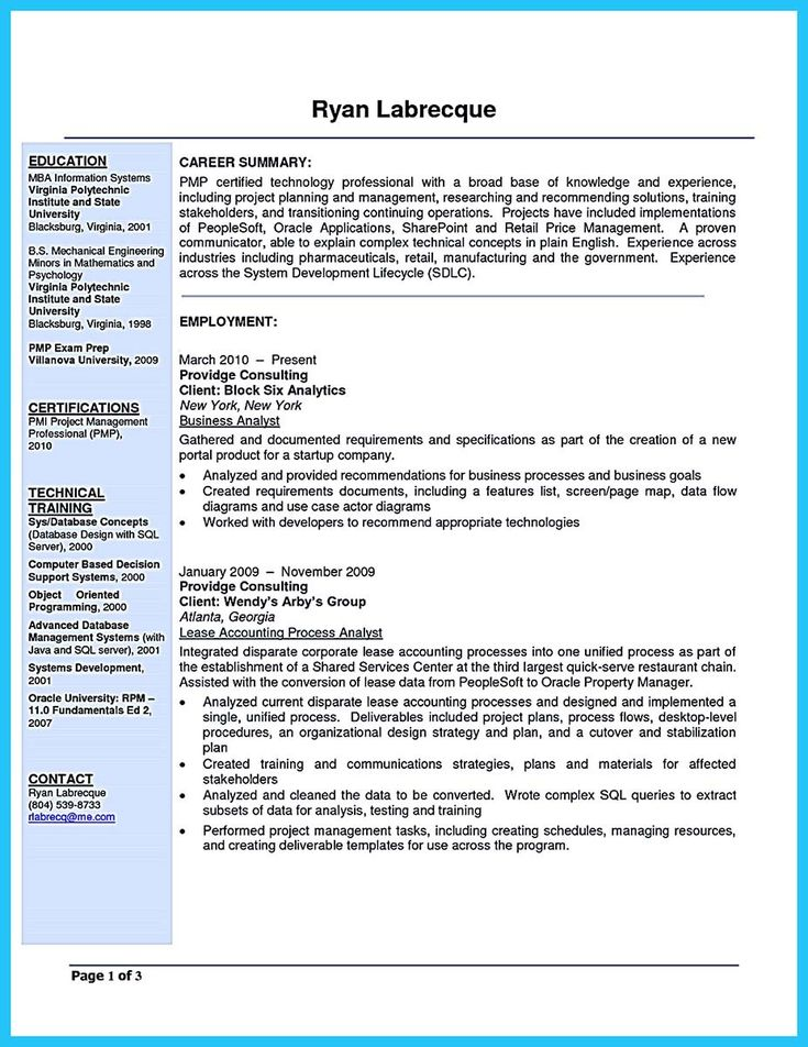 nice Create Your Astonishing Business Analyst Resume and Gain the - cosmetology cover letter