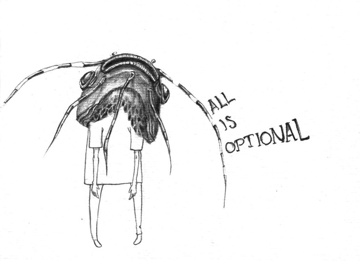 All is optional fish illustration