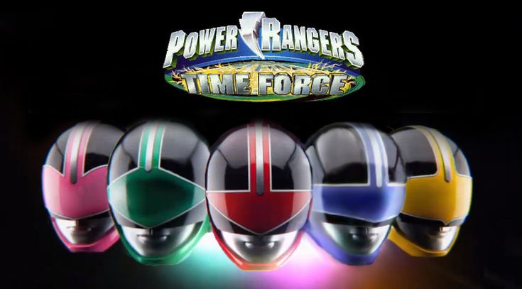 Here to Power Rangers Time Force Wallpaper that I edited from screenshot of Super Megaforce opening theme.