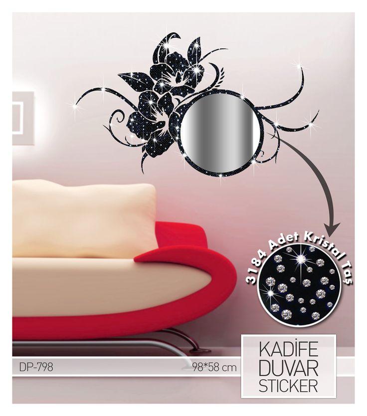 3'ü 1 arada!  Hem kristal taşlarla kaplı, hem kadife hemde ayna sticker..  Ürüne ulaşabileceğiniz adres :  http://www.artikeldeko.com.tr/dp-798-kadife-duvar-sticker-3184-adet-kristal-tasli-1328  #dekor #dekoratif #dekorasyon #duvarstickeri #sticker #kadife #artikeldeko #taşlı #ayna #aynasticker #evdekorasyonu #dekorasyonfikirleri