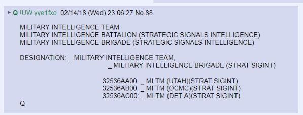 #qanon intel drops and information updates. Anonymous, Qanon and patriots everywhere spread these pins.