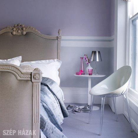 Dekorációs falfestés egyszerűen - Szép Házak Online
