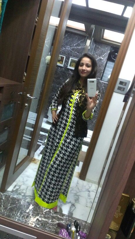 long kurti#jacket#inspire#fashion#style