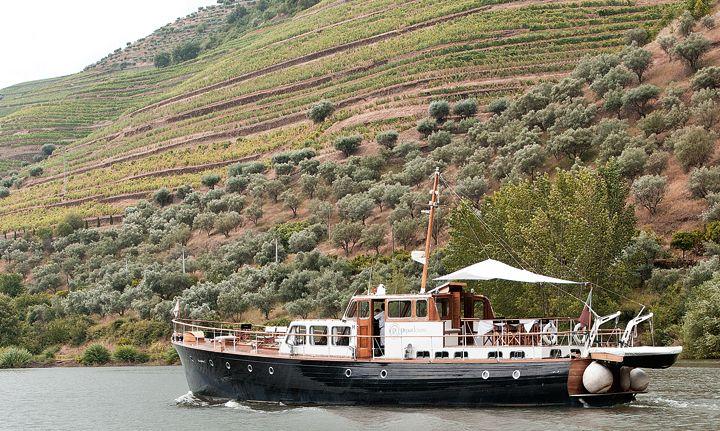 Pipadouro, river wine cruises on the river Douro. www.pipadouro.pt