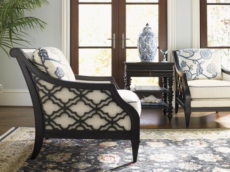 royal kahala bay cub chair tommy bahama furniture lhbdesign