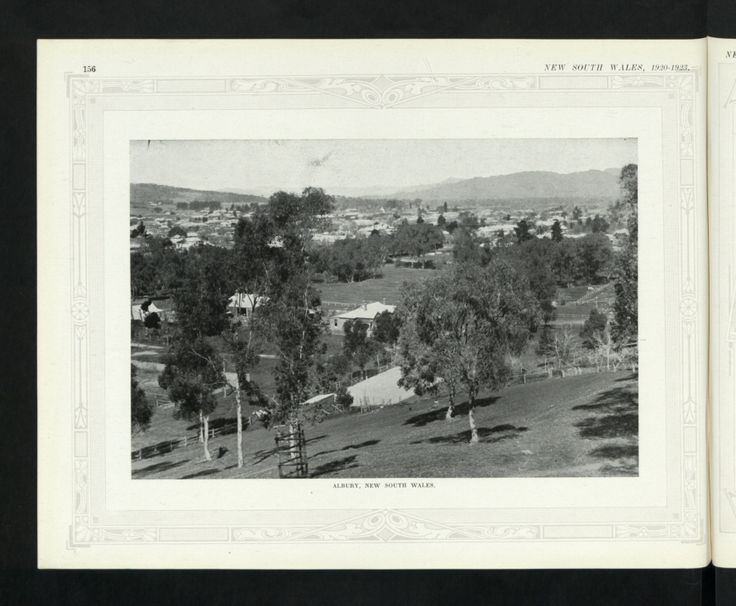 https://flic.kr/p/duABMJ | CO 1069-611-167 | Description: Albury, New South Wales.  Location: New South Wales, Albury, Australia  Date: 1920  ------------------------------------------------------  Our Catalogue Reference: Part of CO 1069/611.  This image is part of the Colonial Office photographic collection held at The National Archives.