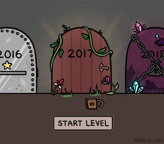 Happy New Year nerds!